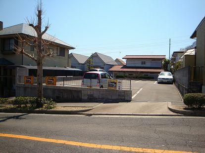 「泉台エコパーキング」神戸市北区泉台4丁目の賃貸駐車場の外観写真です