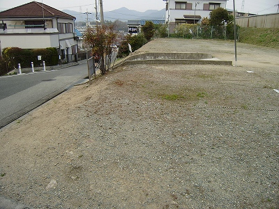 「神原駐車場」神戸市北区緑町3丁目の賃貸駐車場の外観写真です
